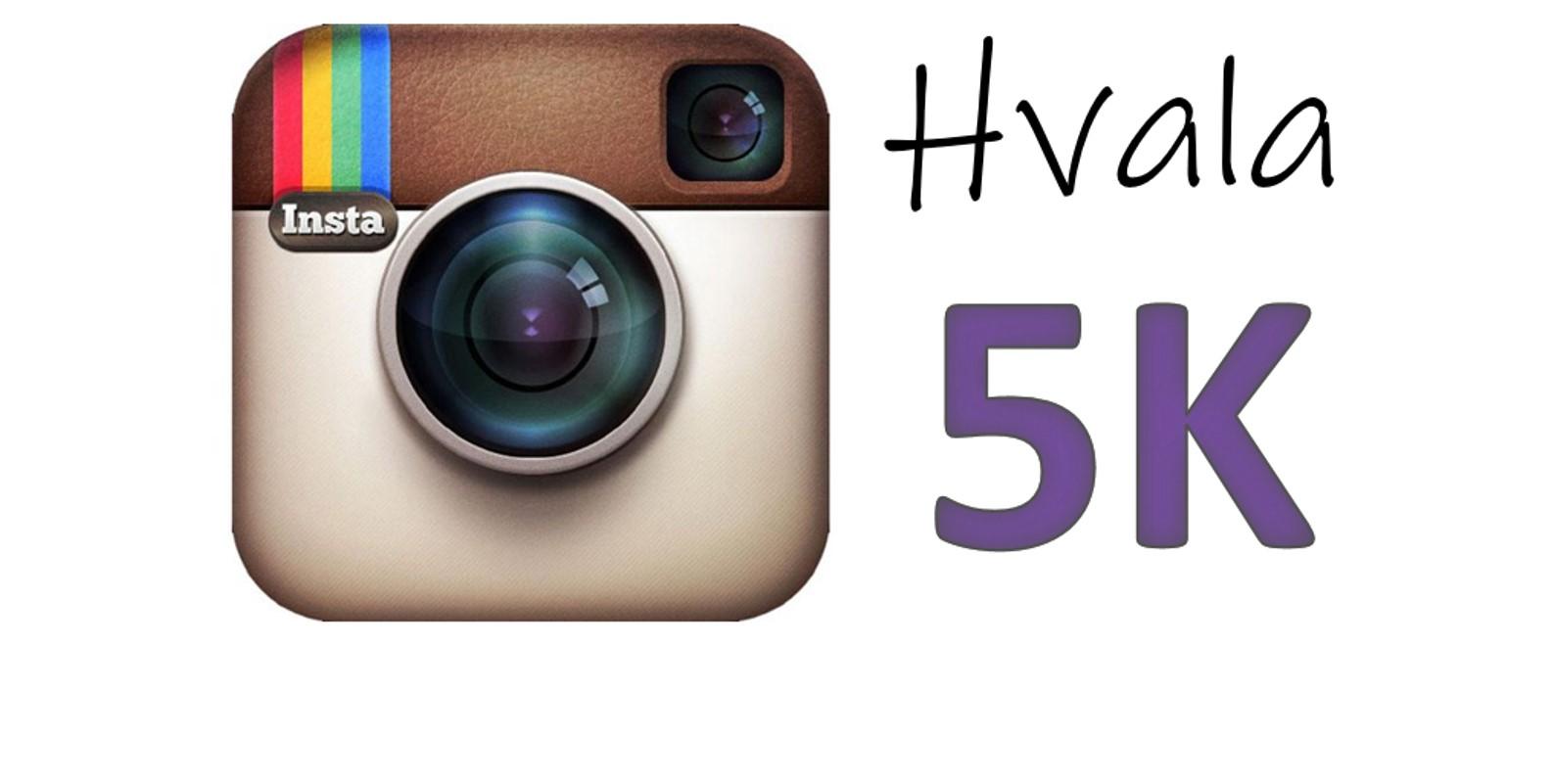 Instagram brojka